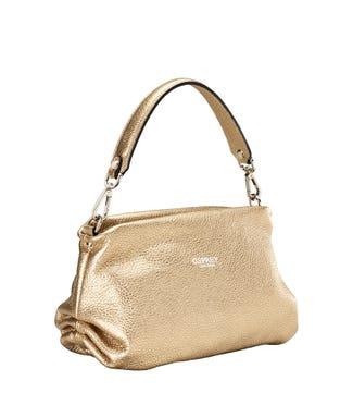 The Carina Gold Italian Leather Grab