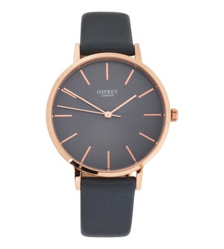 The Carlsten Ladies' Watch in grey | OSPREY LONDON