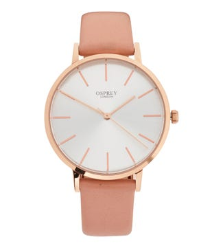 The Carlsten Pink Ladies' Watch | OSPREY LONDON
