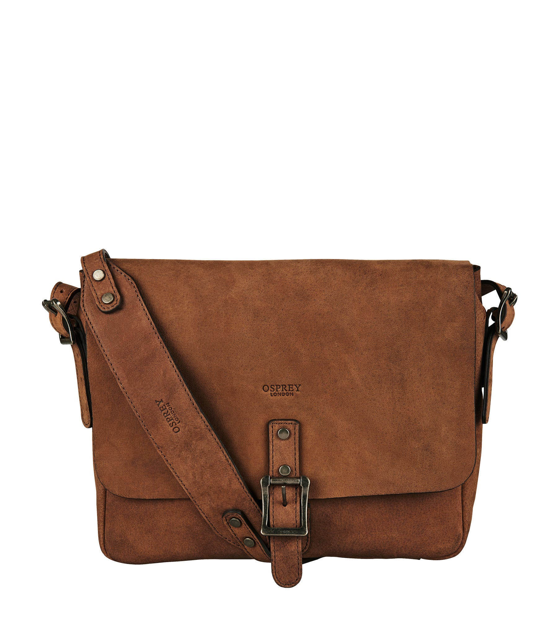 An image of The Clayton Leather Satchel