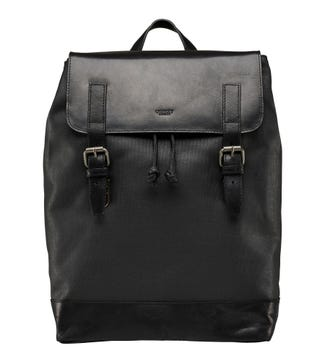 the-grantham-waxed-canvas-leather-backpack-black