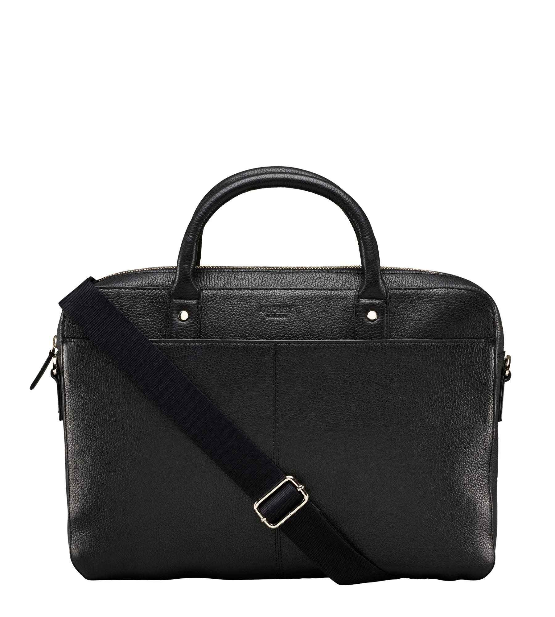 An image of The Jacob Leather Laptop Bag