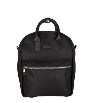 The Jessica Nylon Backpack in black | OSPREY LONDON