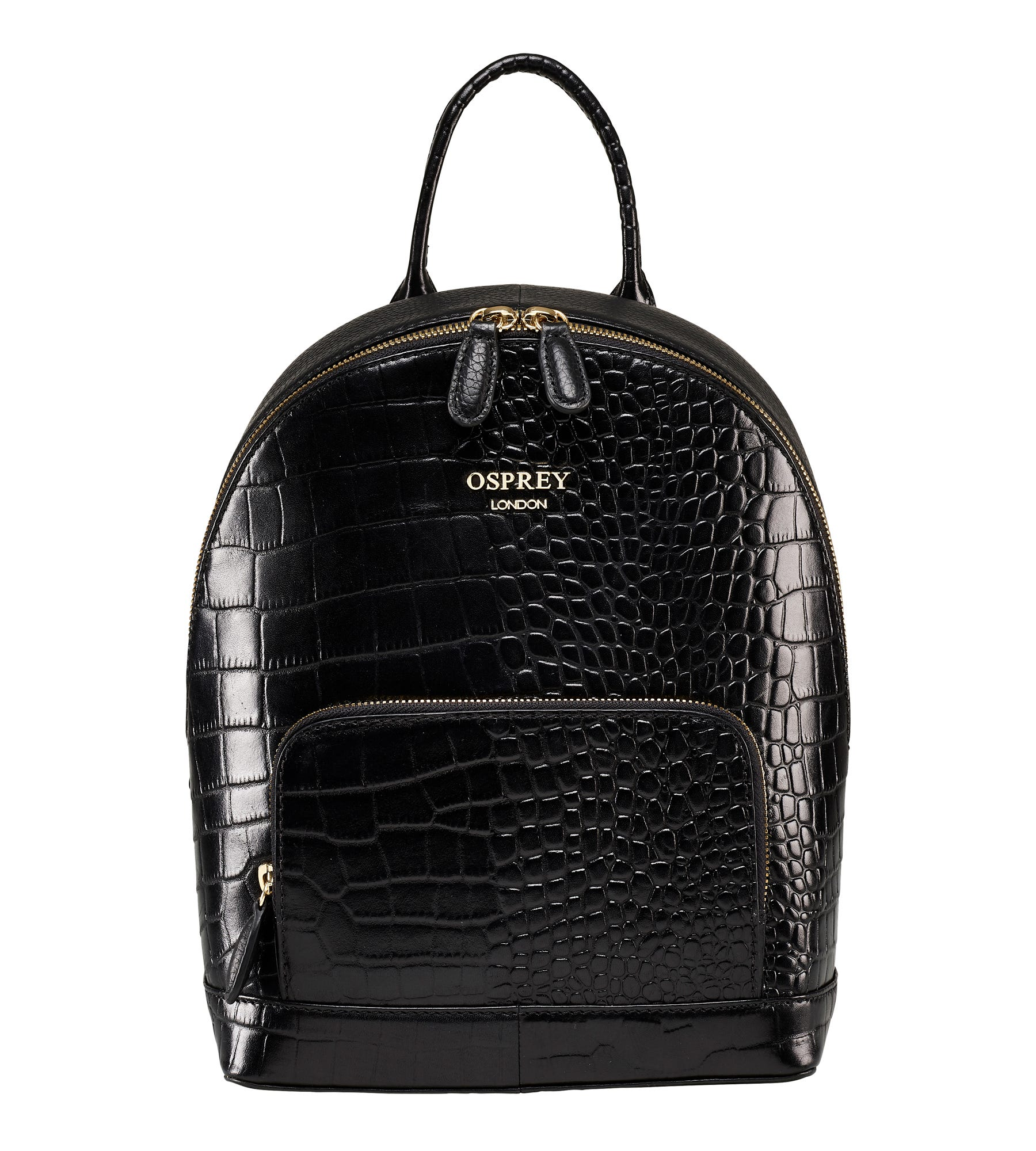 An image of The Kellie Leather Backpack