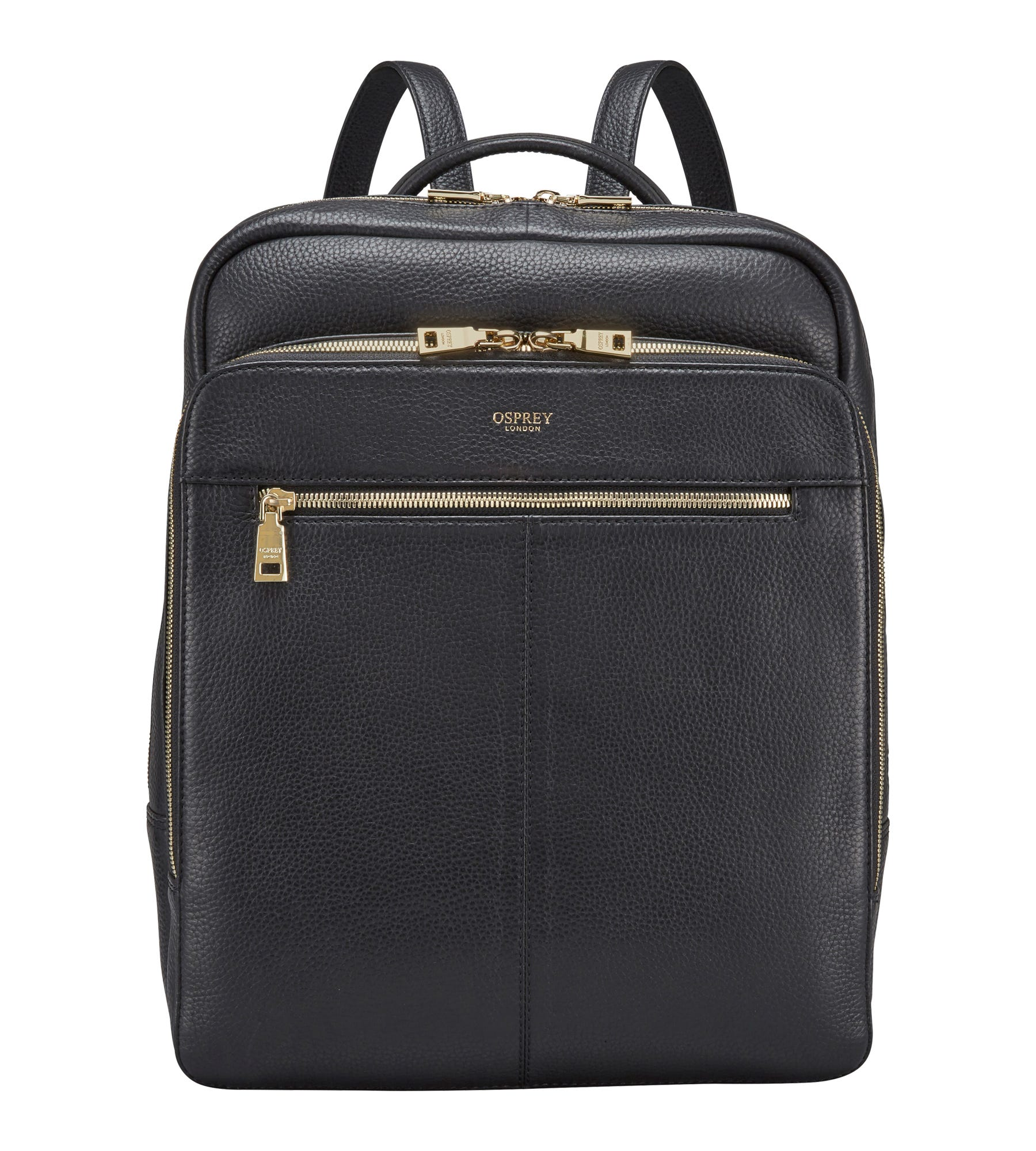 An image of The Langdale Leather Backpack