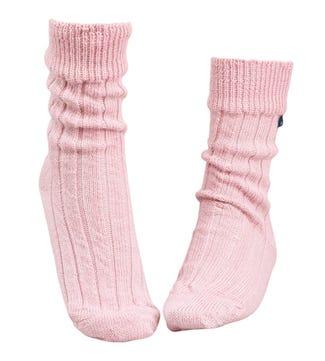 Luxury Alpaca Lounge Socks