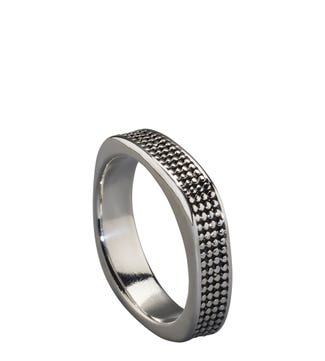 The Maverick Sterling Silver Ring