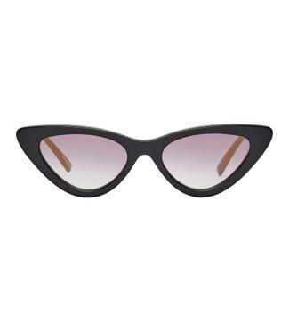 Moulin Sunglasses in black | OSPREY LONDON
