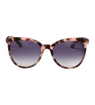 Paradise Sunglasses in pink tortoiseshell | OSPREY LONDON