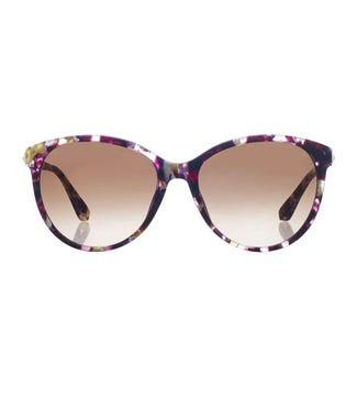 Tropical Sunglasses in multi | OSPREY LONDON