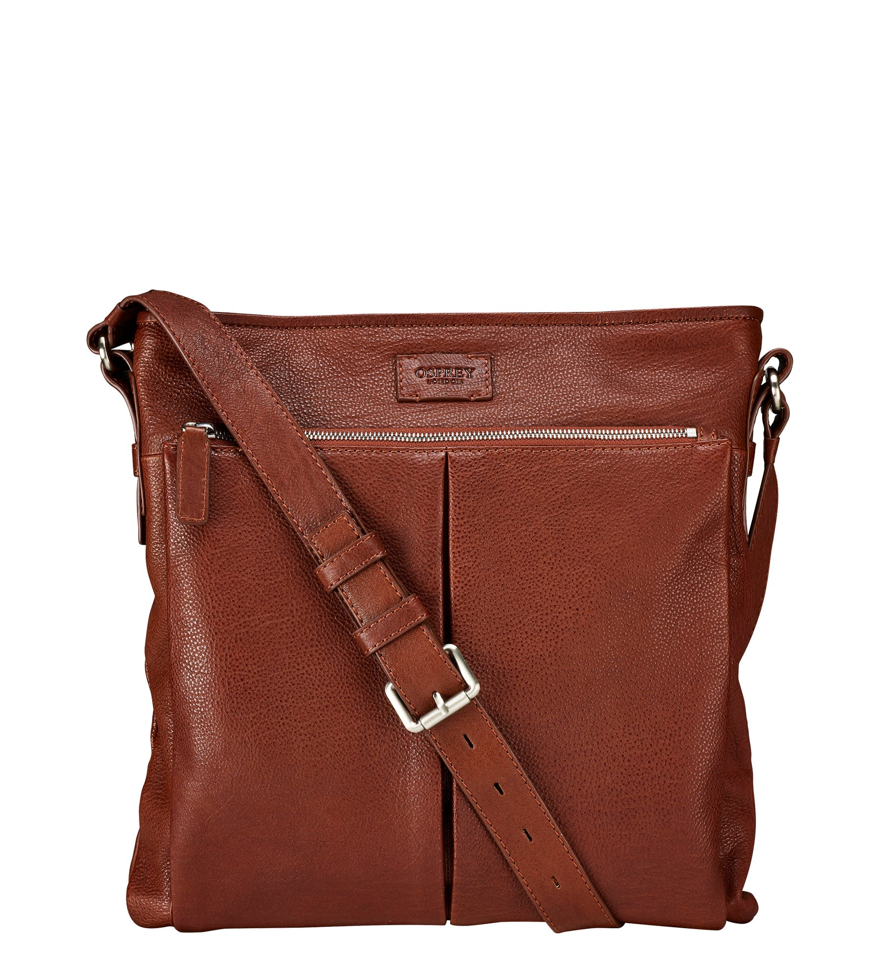 An image of The Watson Leather Business Messenger