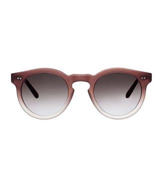 West Coast Sunglasses in rose | OSPREY LONDON
