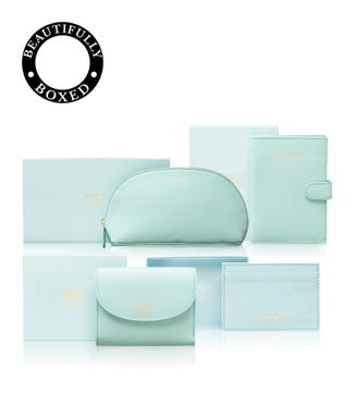 The Tilly Total Travel Set in arctic blue | OSPREY LONDON