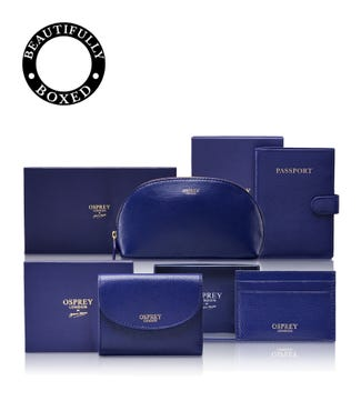 The Tilly Total Travel Set in purple | OSPREY LONDON