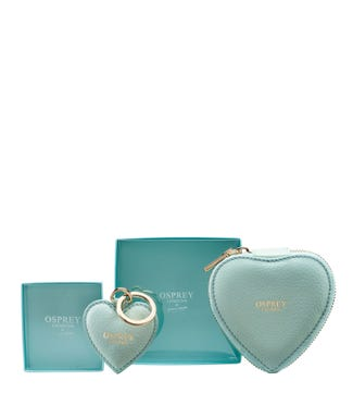 The Tilly Heart Set in arctic blue | OSPREY LONDON