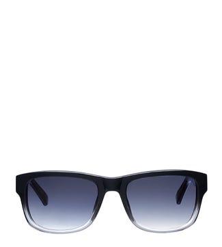 Seafarer Sunglasses in grey | OSPREY LONDON