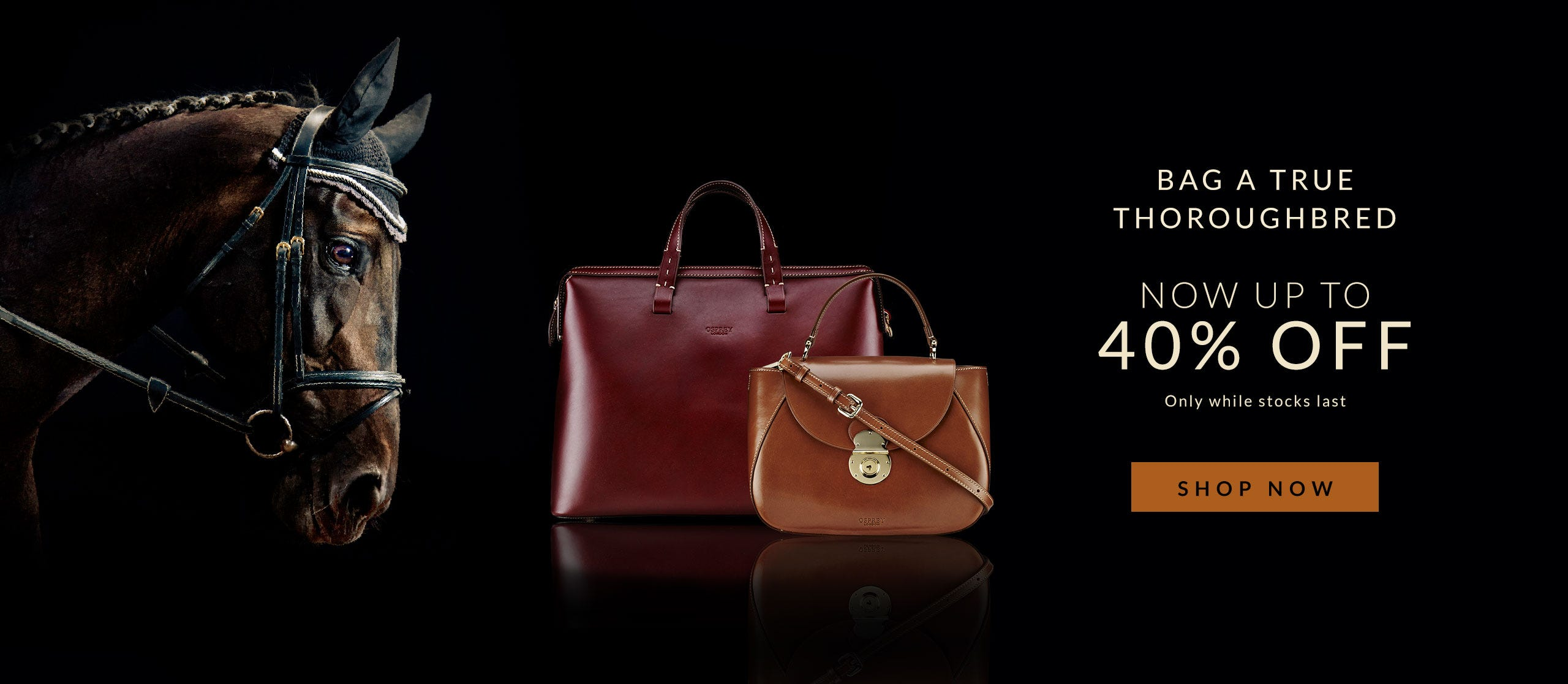 OSPREY LONDON | VACCHETTA PROMOTION