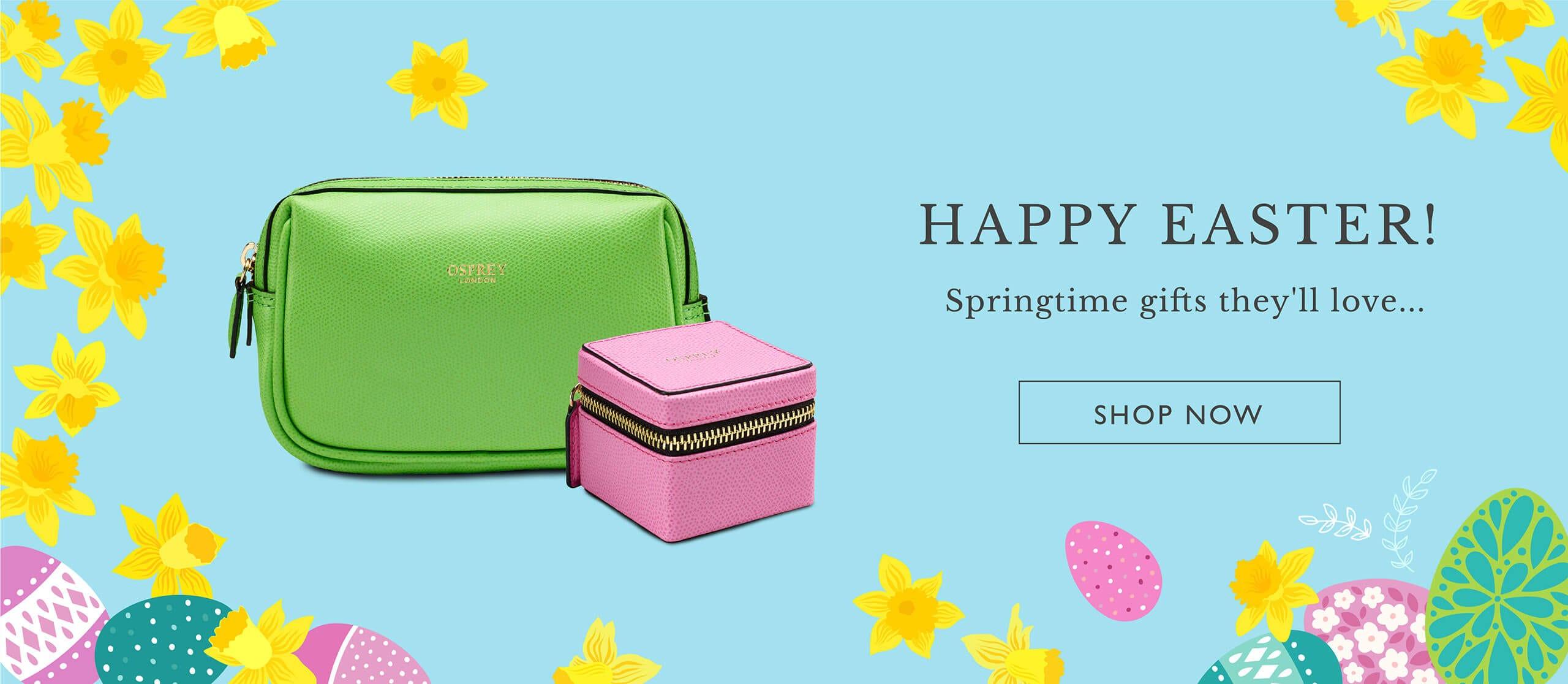 Shop OSPREY LONDON Easter gifts