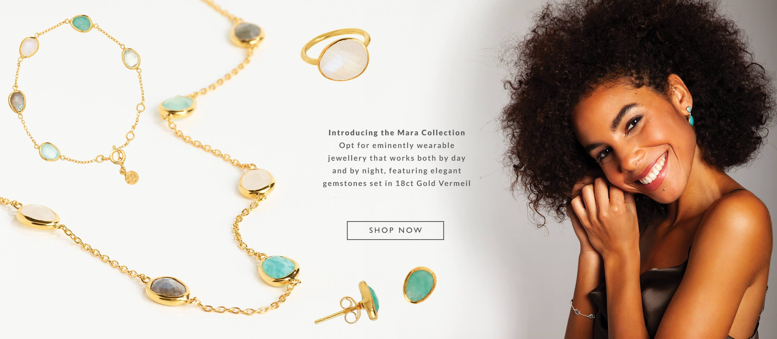 Explore the OSPREY LONDON Mara Jewellery Collection