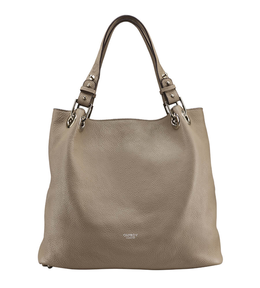 THE MARLA LEATHER HOBO