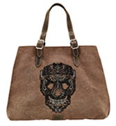 The Macbeth Canvas & Leather Tote