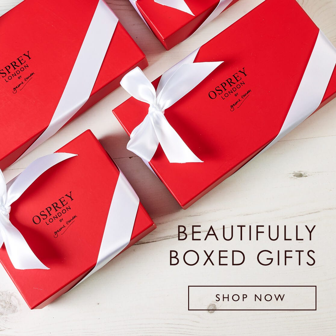 Beautifully Boxed Gifts