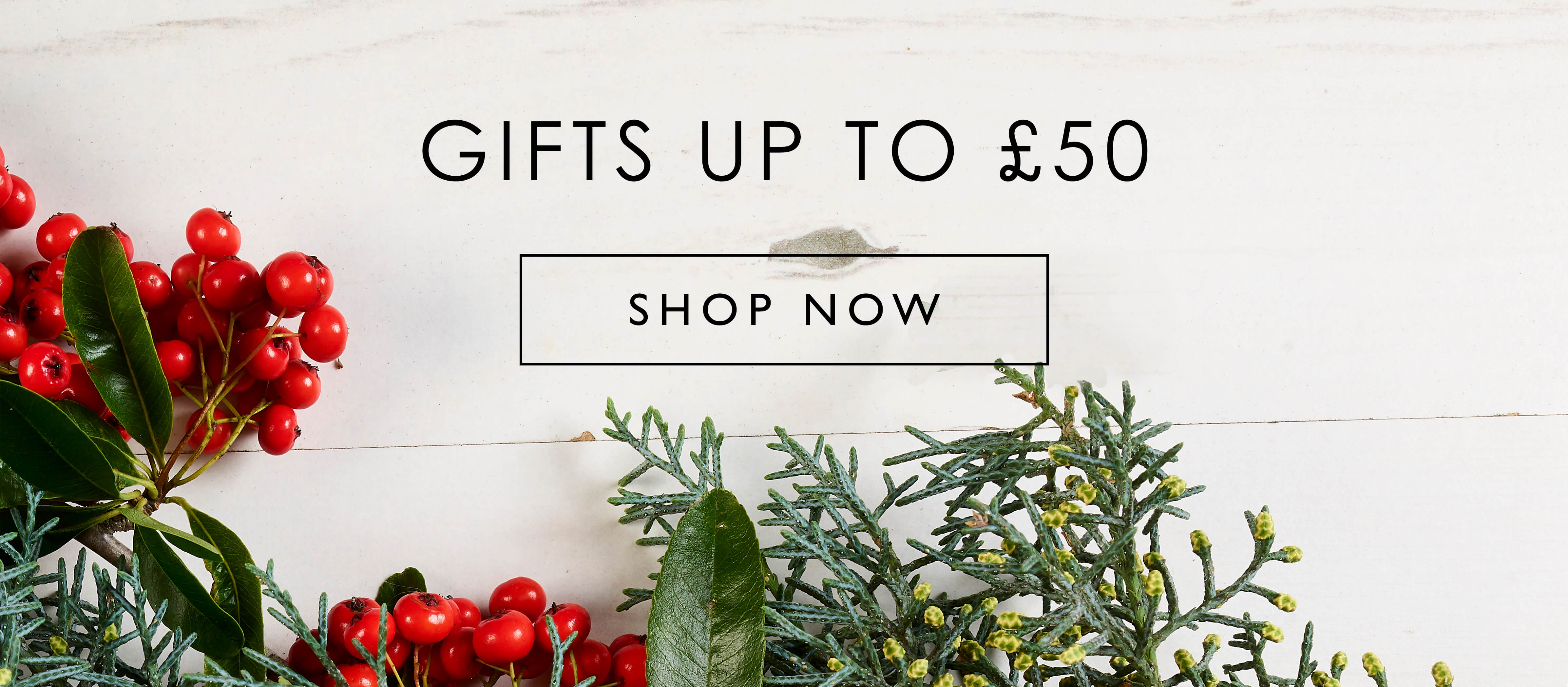 Gifts Up To £50