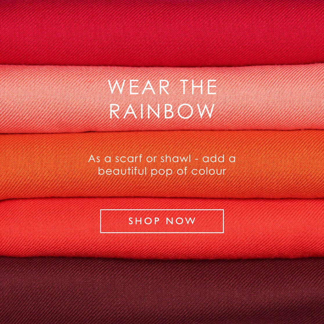 Wear the rainbow