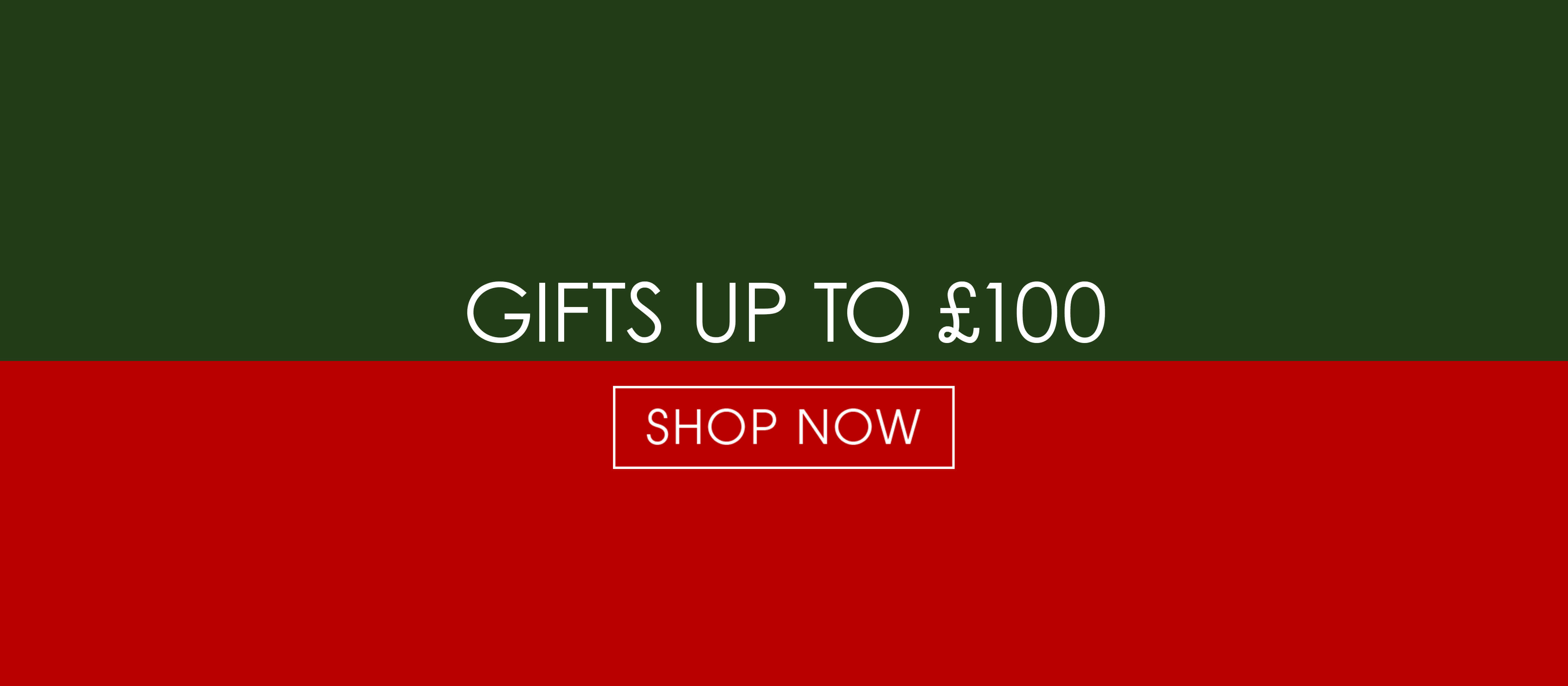 Gifts Up To £100