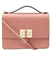 THE ARIA ITALIAN LEATHER CROSS-BODY & GRAB