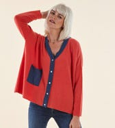 THE COCOON CASHMERE CARDIGAN