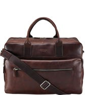 THE FARRINGDON LEATHER WEEKENDER