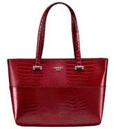 THE FITZROVIA LEATHER TOTE