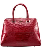 THE FITZROVIA LEATHER GRAB