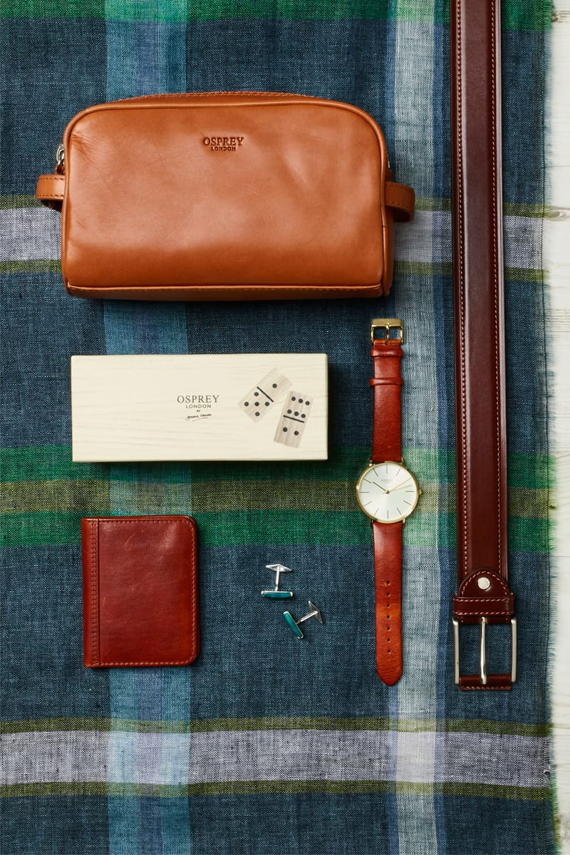 Shop the OSPREY LONDON Men's Accessories Collection