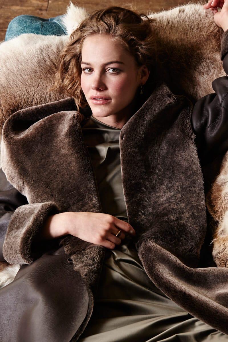 Shop the OSPREY LONDON British Sheepskin collection
