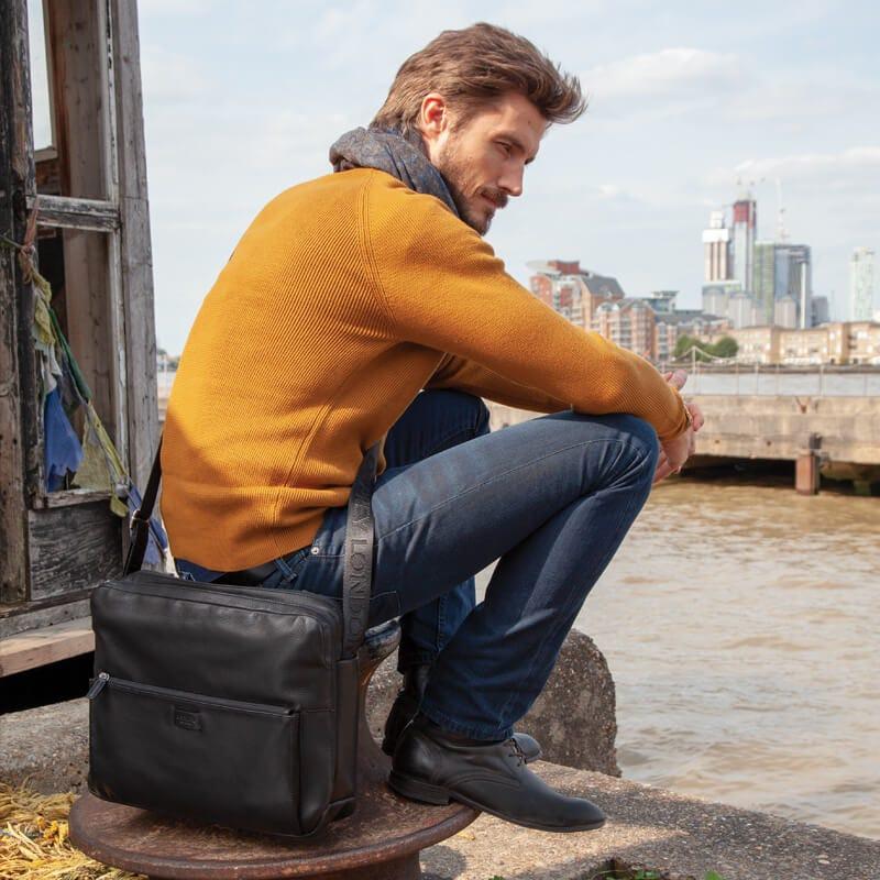 Shop OSPREY LONDON men's business bags