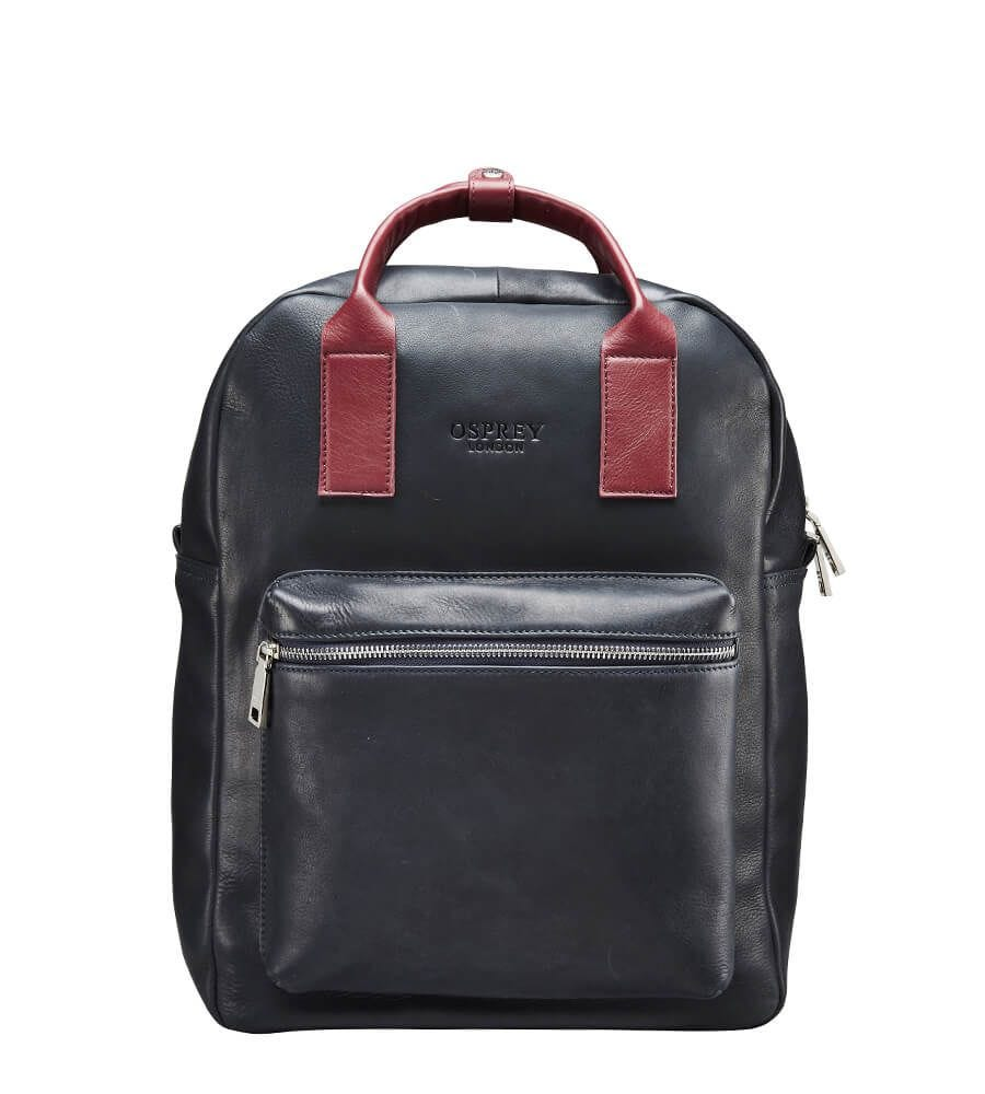 THE HENDERSON LEATHER BACKPACK