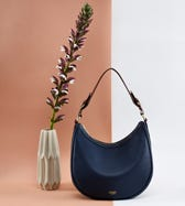 BROCKWELL LEATHER HOBO