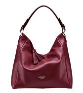 THE COAST LEATHER HOBO