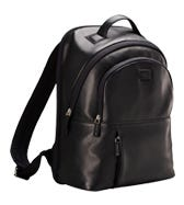 THE PREMIUM BALTIMORE LEATHER BACKPACK