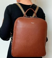THE CHISWICK LEATHER BACKPACK