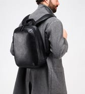 THE VINCE LEATHER BACKPACK